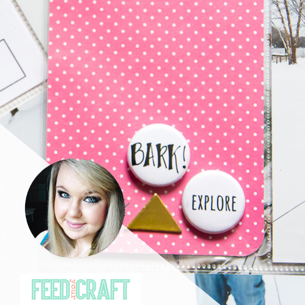 May 2015 Guest Designer on FeedYourCraft.com