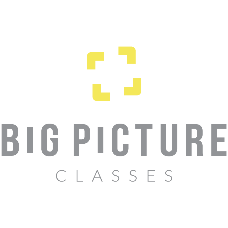 Logo via http://www.bigpictureclasses.com/. Please do not copy.