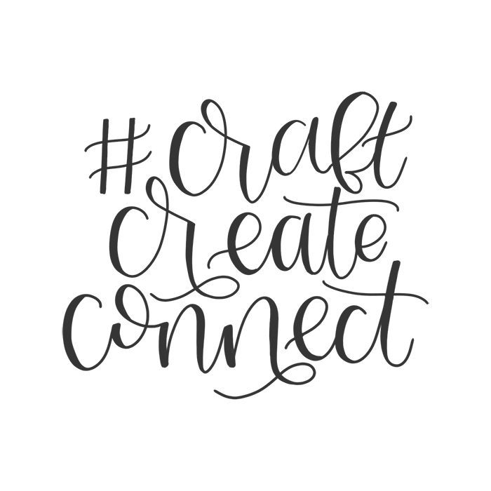 #CraftCreateConnect | Join the Movement - Uniting together as creatives to build community, share joy and invoke love. Grab the freebie and learn more here.