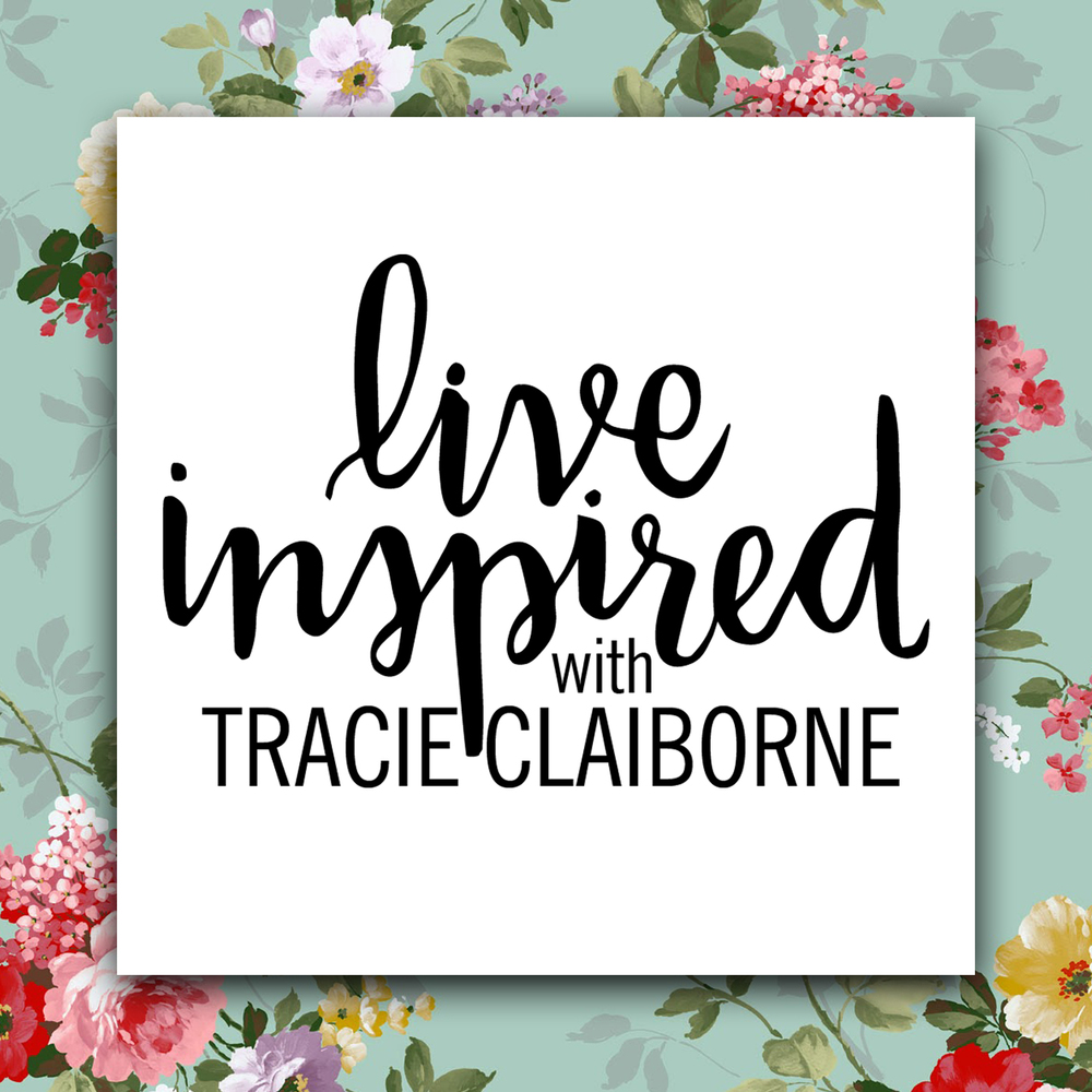 Live Inspired Podcast by Tracie Claiborne -the premiere podcast for a behind-the-scenes look at working in the papercrafting industry, featuring guest Mandy Elliott of Turquoise Avenue!