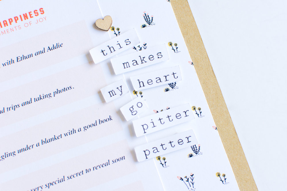 One Little Bird Designs |  All Things Considered