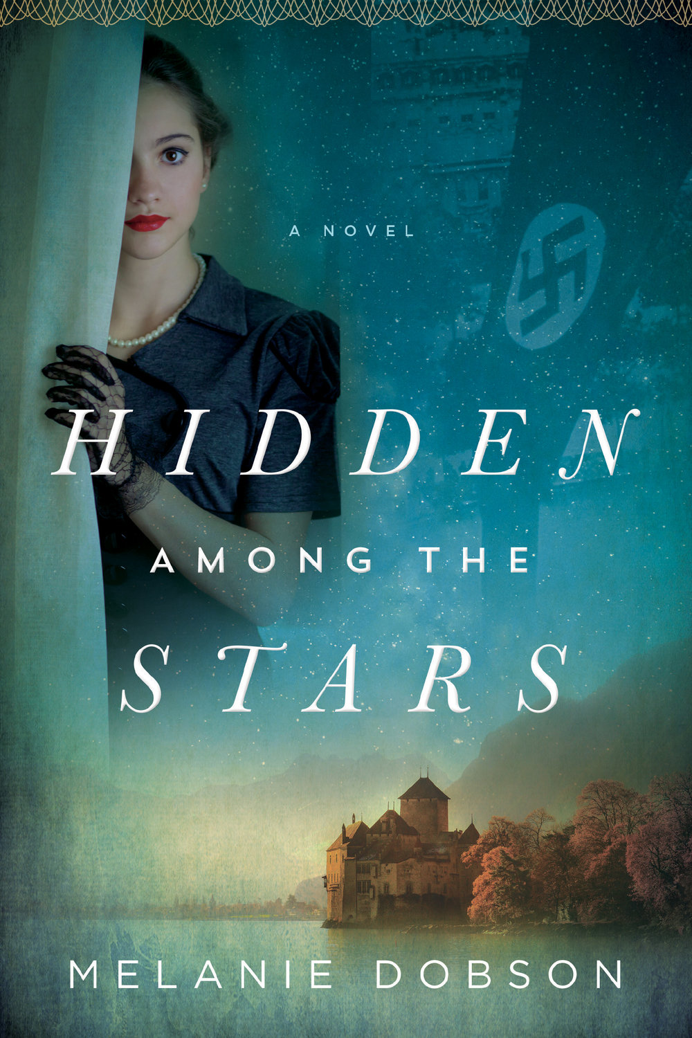 A ★★★★★ Book Review of Hidden Among the Stars, a Tyndale House Publishers historical fiction novel by Melanie Dobson