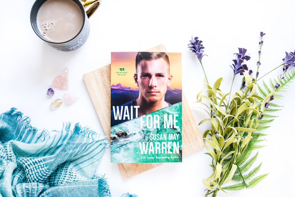 A ★★★★★ Book Review of Wait For Me, Book 6 in the Montana Rescue Series, by Susan May Warren | An action packed contemporary romance
