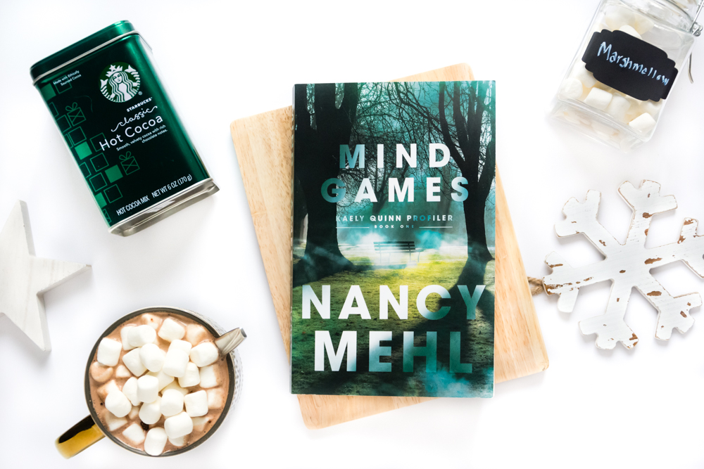 A ★★★★★ Book Review of Mind Games by Nancy Mehl (Book One in the Kaely Quinn, Profiler series) | A Christian Fiction Romantic Suspense Novel