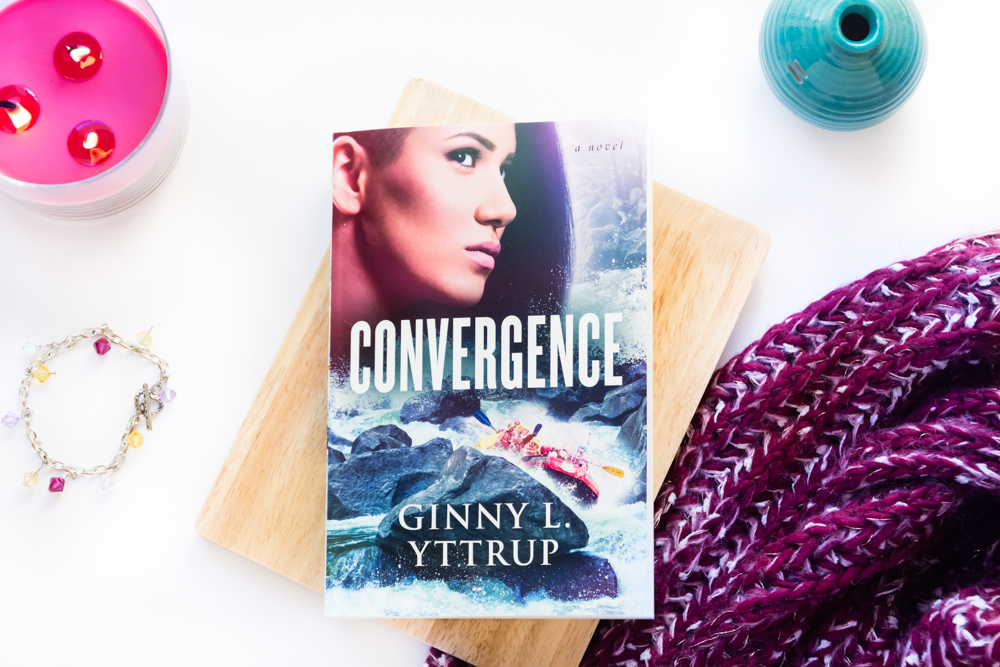 A ★★★★★ Book Review of Convergence by Ginny L. Yttrup, a suspense novel published by Barbour Publishing