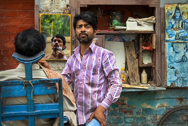 Shiva's Barber