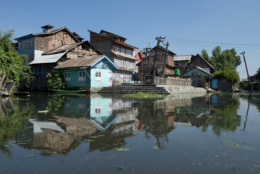 Dal Lake Teal House Reflections.jpg