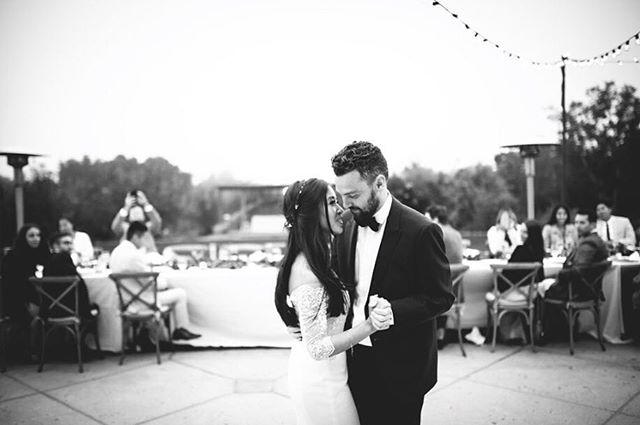 First dance.  Photo by @theshalomimaginative  #firstdance #carpinteriawedding #montecitowedding #weddings #wedding #heartstoneranch #heartstoneranchwedding
