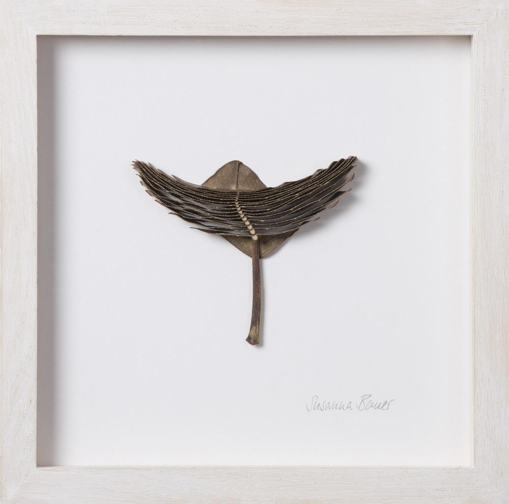 Susanna Bauer Angel 20 x 20 cm magnolia leaf £ 350