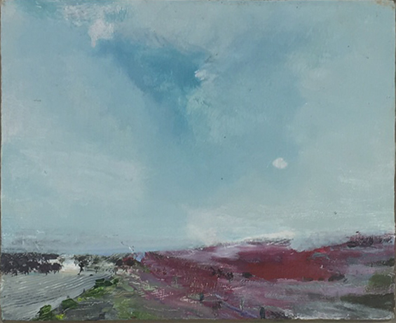 Gareth Edwards RWA West Coast series No X 30 x 25 cm £ 875