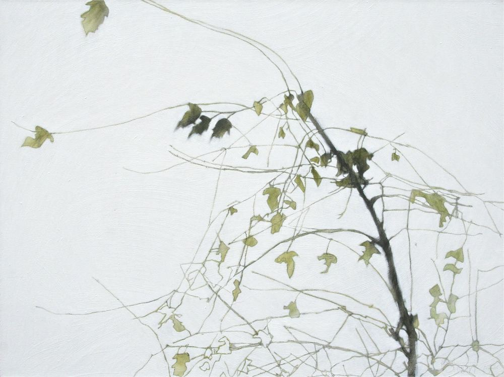 Laurie Steen RWA Observation Drawing 37-07 oil & graphite on canvas 76 x 100 cm £ 2000