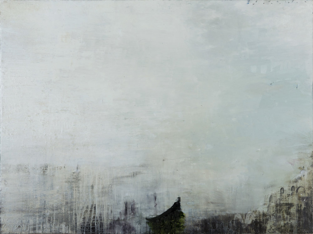 Gareth Edwards RWA Venezia 92 x 122 cm oil on canvas £5000