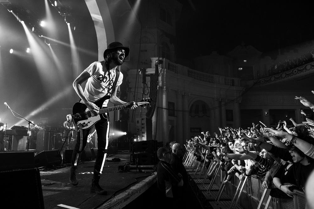 Kasabian live @ Brixton Academy
