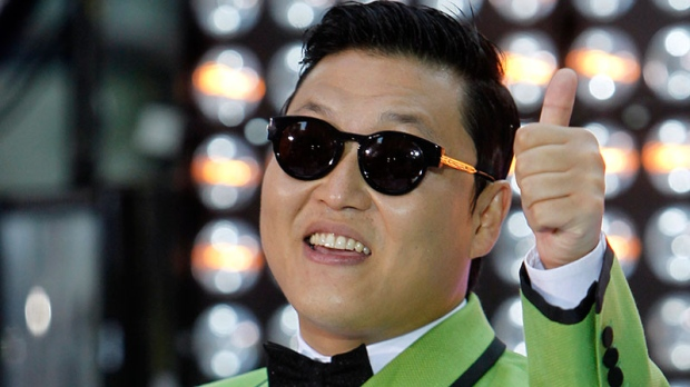 """Oppa Gangnam Style!"""