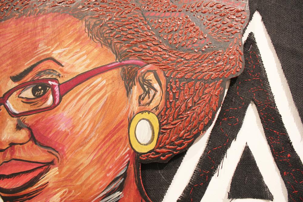 Detail  Medusa