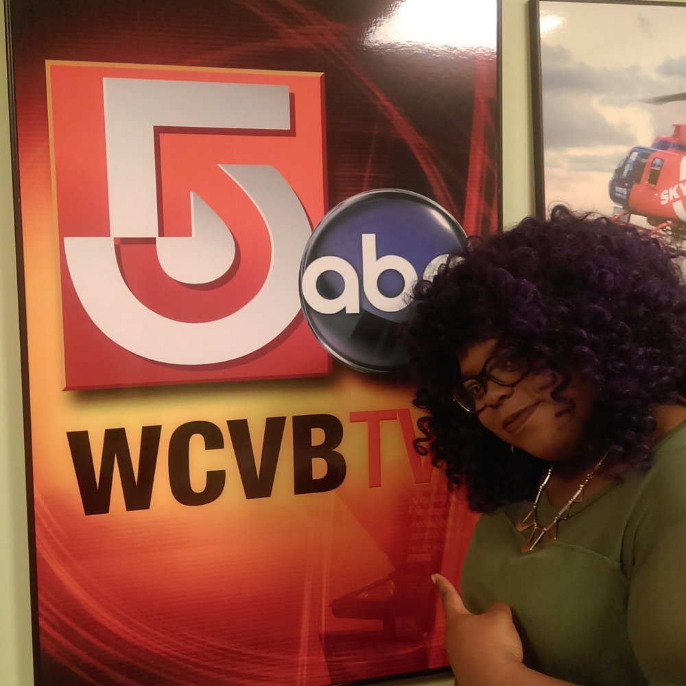 Check me out in an interview with Now + There's Kate Gilbert                                             on   WCVB-TV's City Line by clicking here.