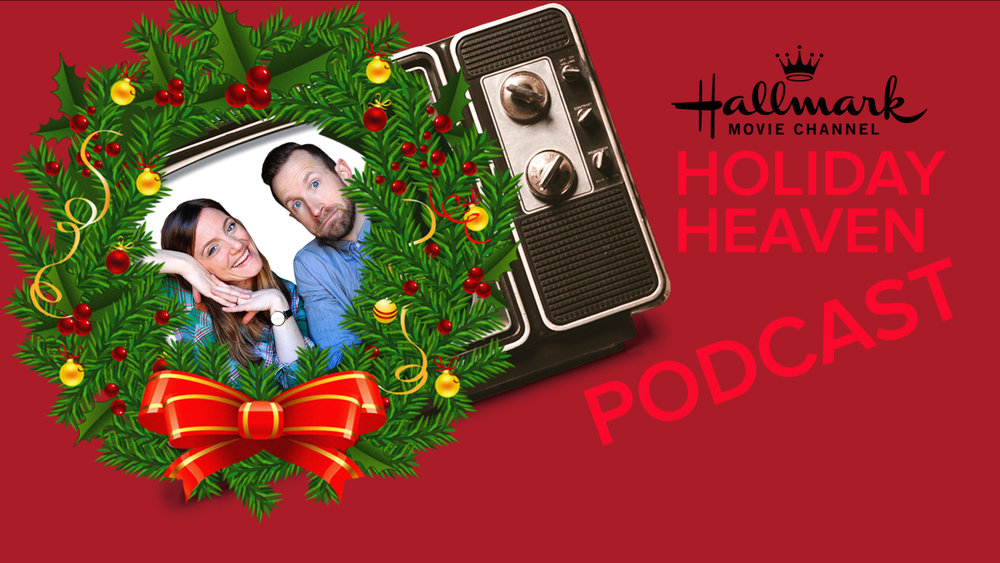 Our new podcast is live. EACH week we'll review some Hallmark goodness so come along and subscribe:    www.apple.co/2AupajX   !!