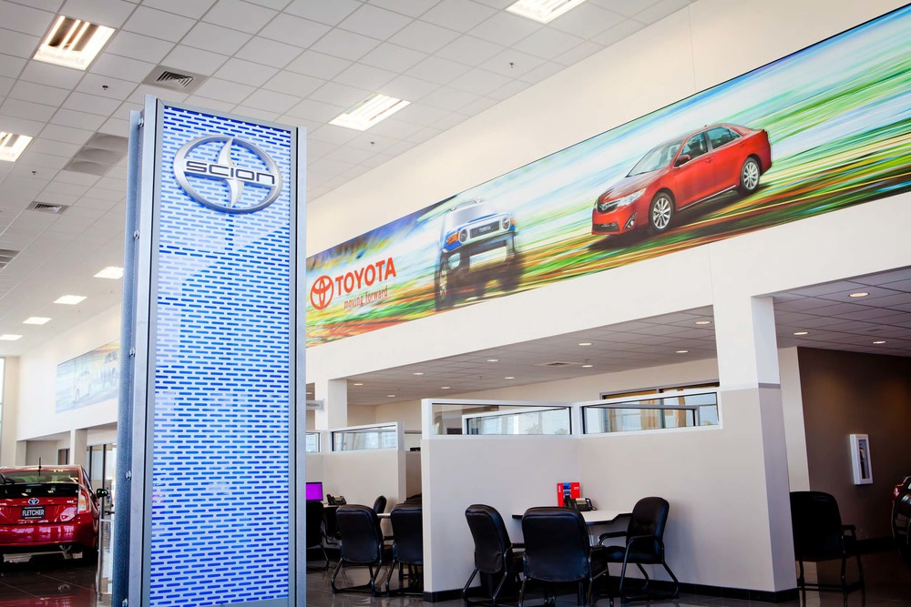 frank fletcher toyota joplin core architects