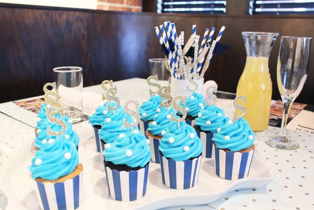 5) If For A Baby Shower Come Up With Something Sweet That The Guests Can Do  Or Take Home. For Example At A Girl Baby Shower I Created Blessing Candles  With ...
