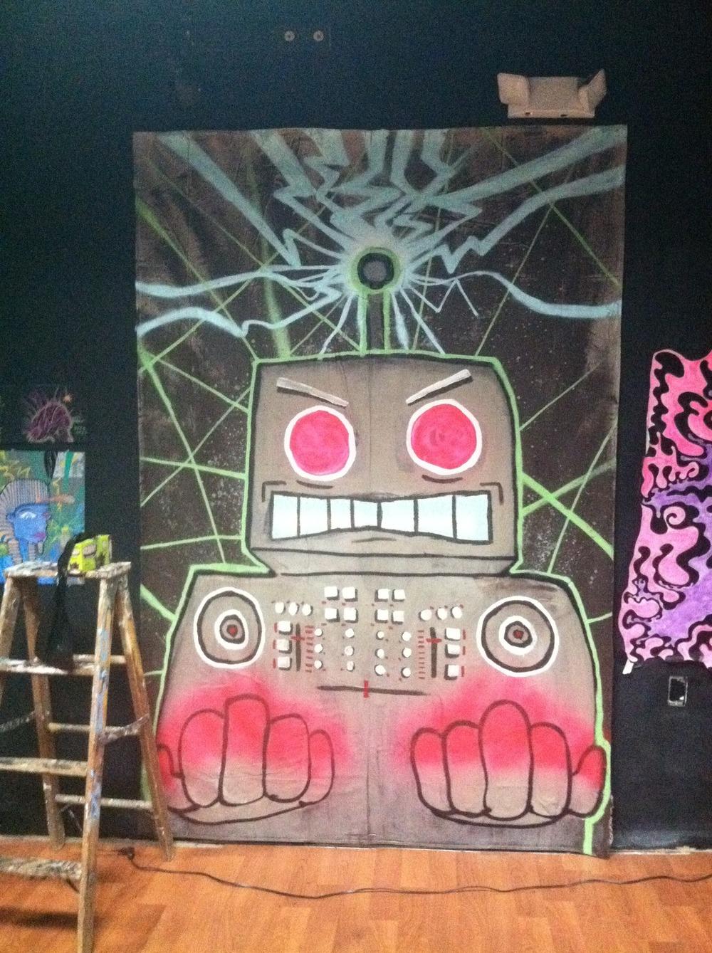 Robo-tron 9000