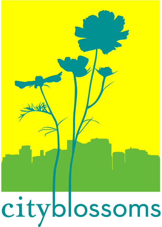 logo for Girard Children's Community Garden