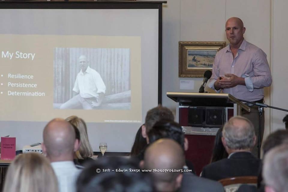 Warren Davies - Speaking