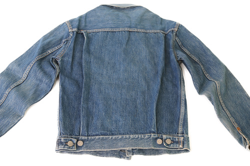 Back Of Denim Jacket | Jackets Review