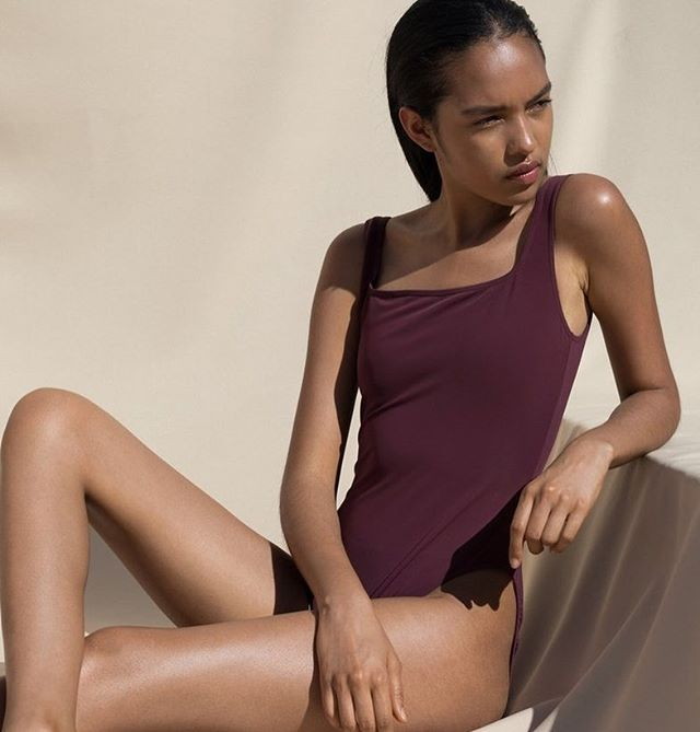 Current obsession. The Slyph One Piece by Pari Deasi is now available!!