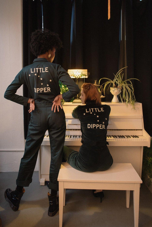 Sugarhigh Lovestoned Little Dipper Coveralls