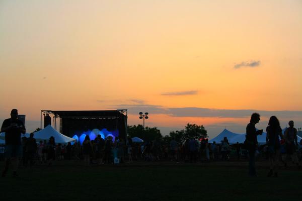 Sunset- Pysch Fest