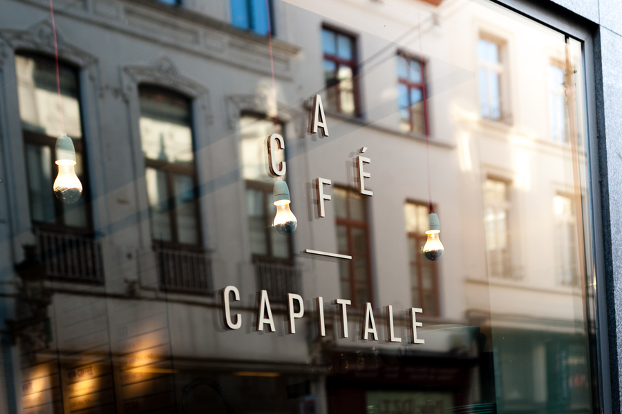 Cafe Capitale - Brussels