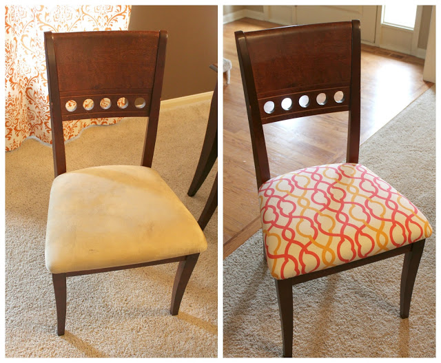 how to recover a dining room chair tessie fay