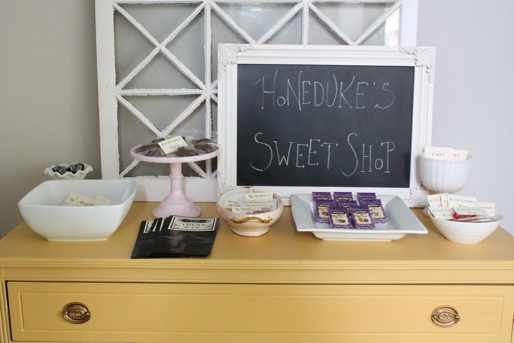 Honey Duke's Sweet Shop