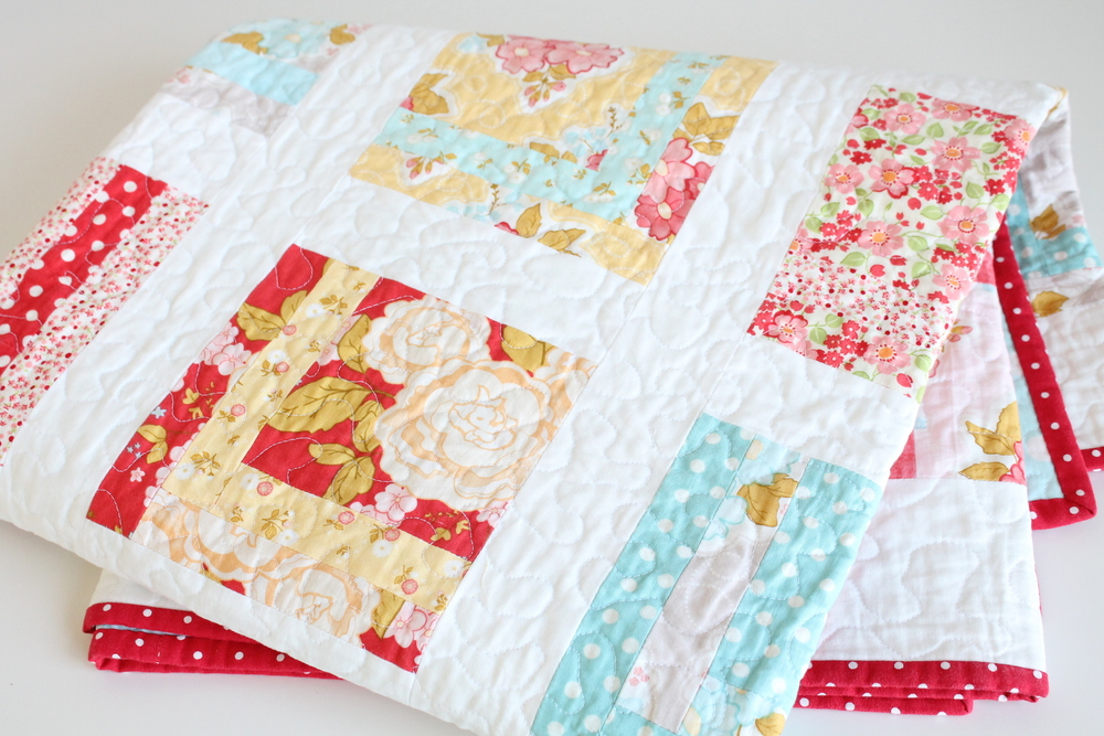 My First Quilt Tessie Fay
