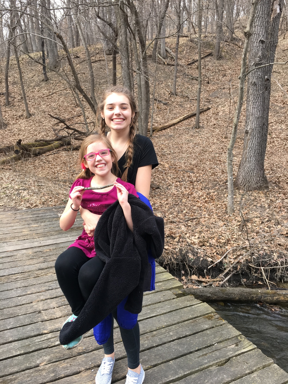 The Remedy for Screen Obsessed Kids? Getting out in nature!