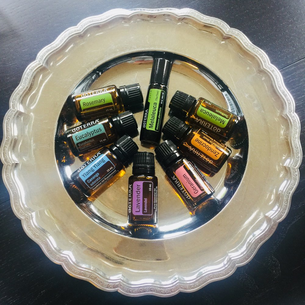 Essential Oils & Energy Medicine