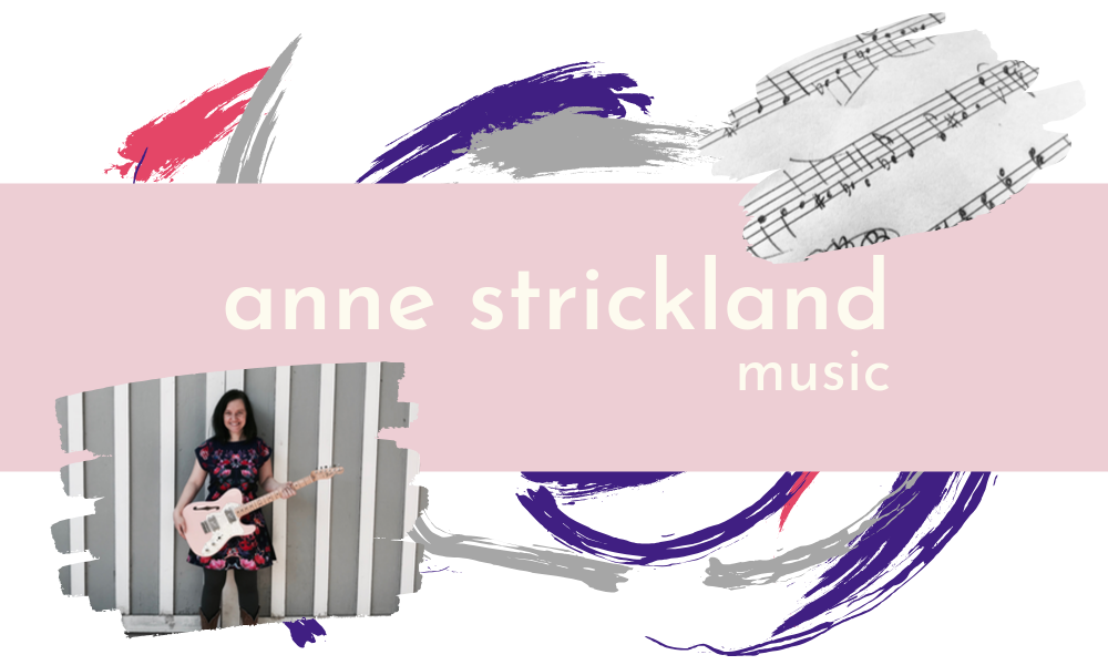 anne strickland music