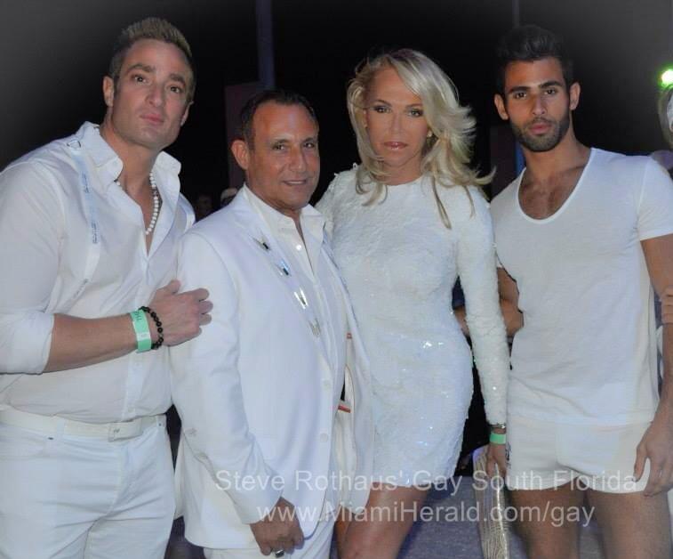 White Party Miami 2014