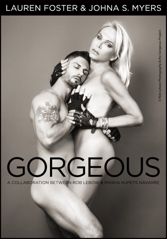 GORGEOUS - A book on gender fluidity