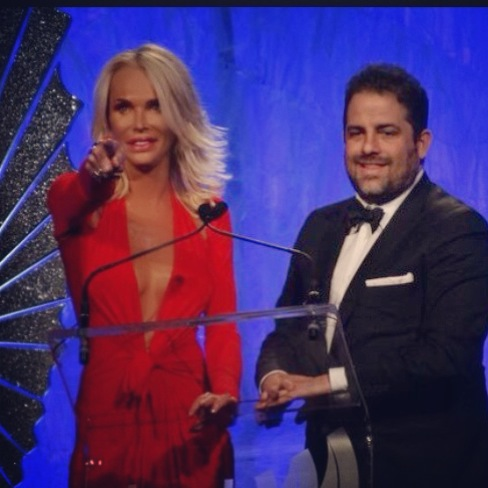 GLAAD Media Awards with Brett Ratner