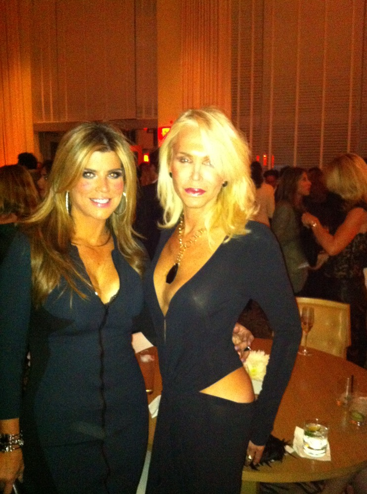 SLS Miami Grand Opening with Anna #RHOM