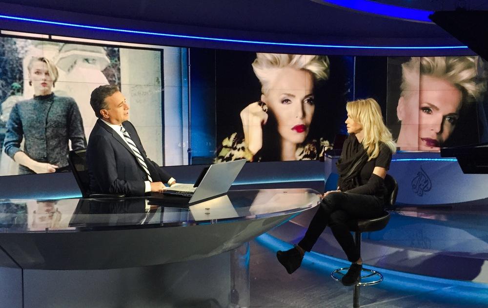 Exclusive Interview with Al Jazeera America