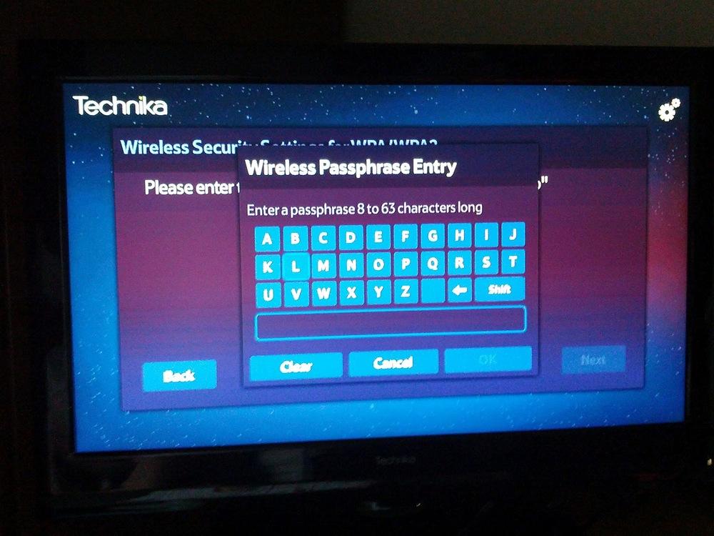 Technika Smart TV Box - Not Good Enough — Matteo Doni