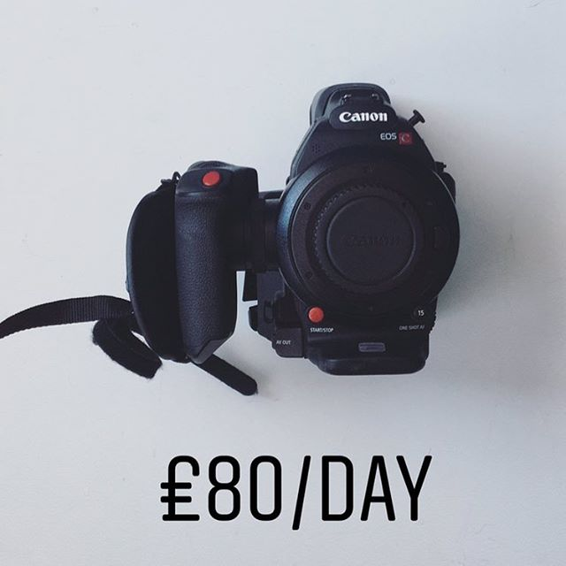 Canon C100 MKii available for hire - £80/day. To book call 0121 572 3893 or visit www.photovideokithire.com #canon #c100 #autofocus #mkii #mark2 #musicvideo #wedding #hireme #rental #rent #hire