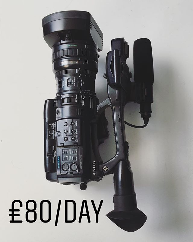 Sony PMW-200 for rent - £80//day. To book call 0121 572 3893 or visit www.photovideokithire.com #sony #xdcam #pmw #sxs #camcorder #camera #musicvideo #wedding #rent #hireme