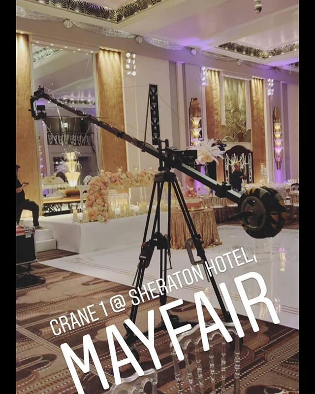 Some of the events covered with our camera cranes from this weekend. If you need to hire a camera crane for your event call 0121 572 3893 or DM us here and we aim to get back to you ASAP #cameracrane #crane #canon #sony #panasonic #a7sii #fs7 #c100 #300 #redcamera #cameracranehire