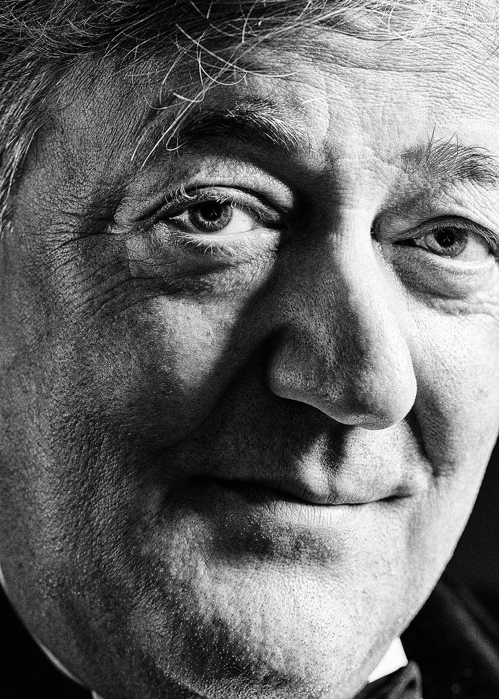 Stephen Fry –Actor / Writer