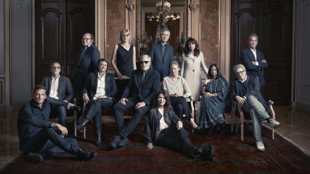 Jury –Zurich Film Festival
