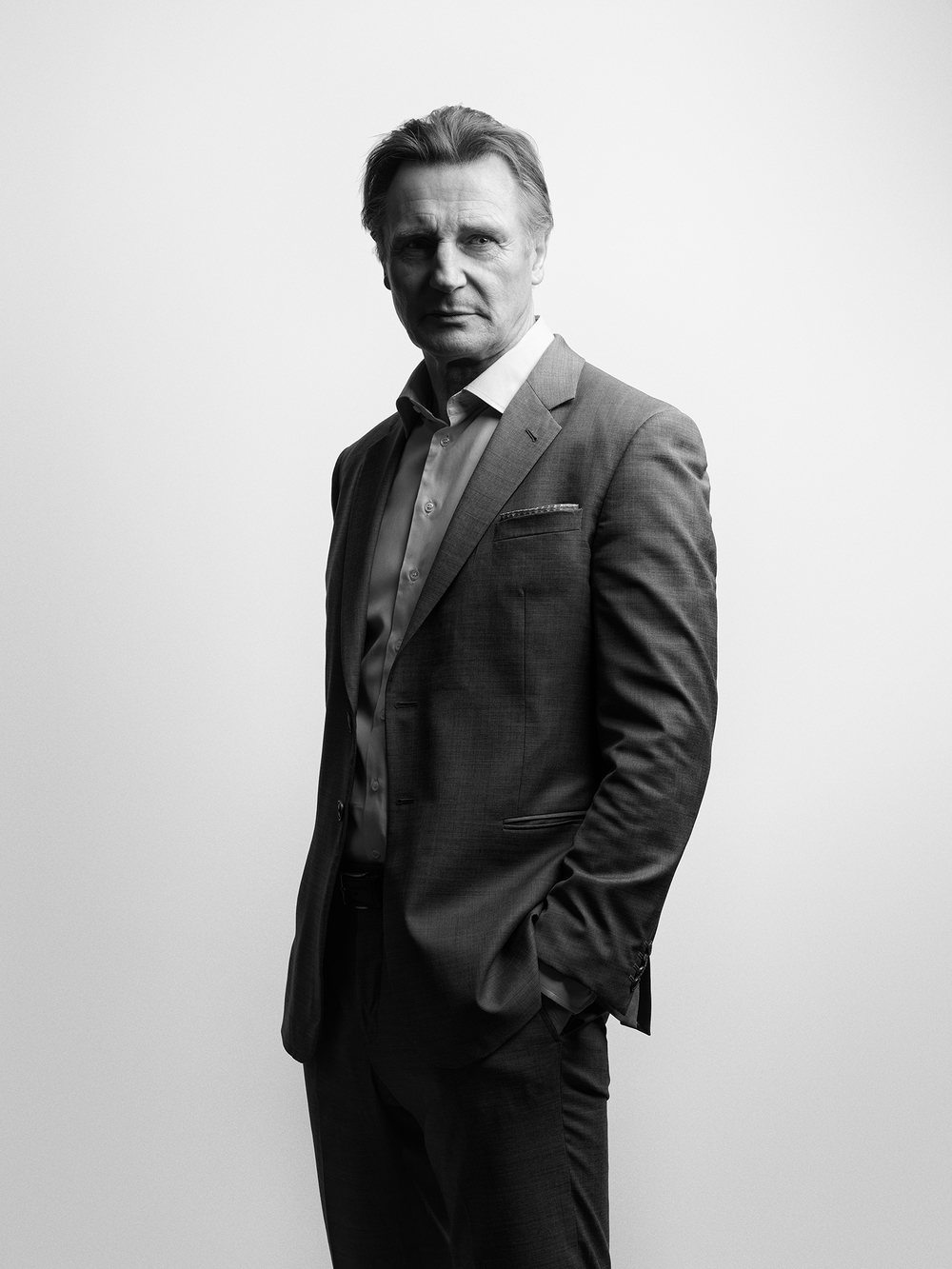 Liam Neeson –Actor