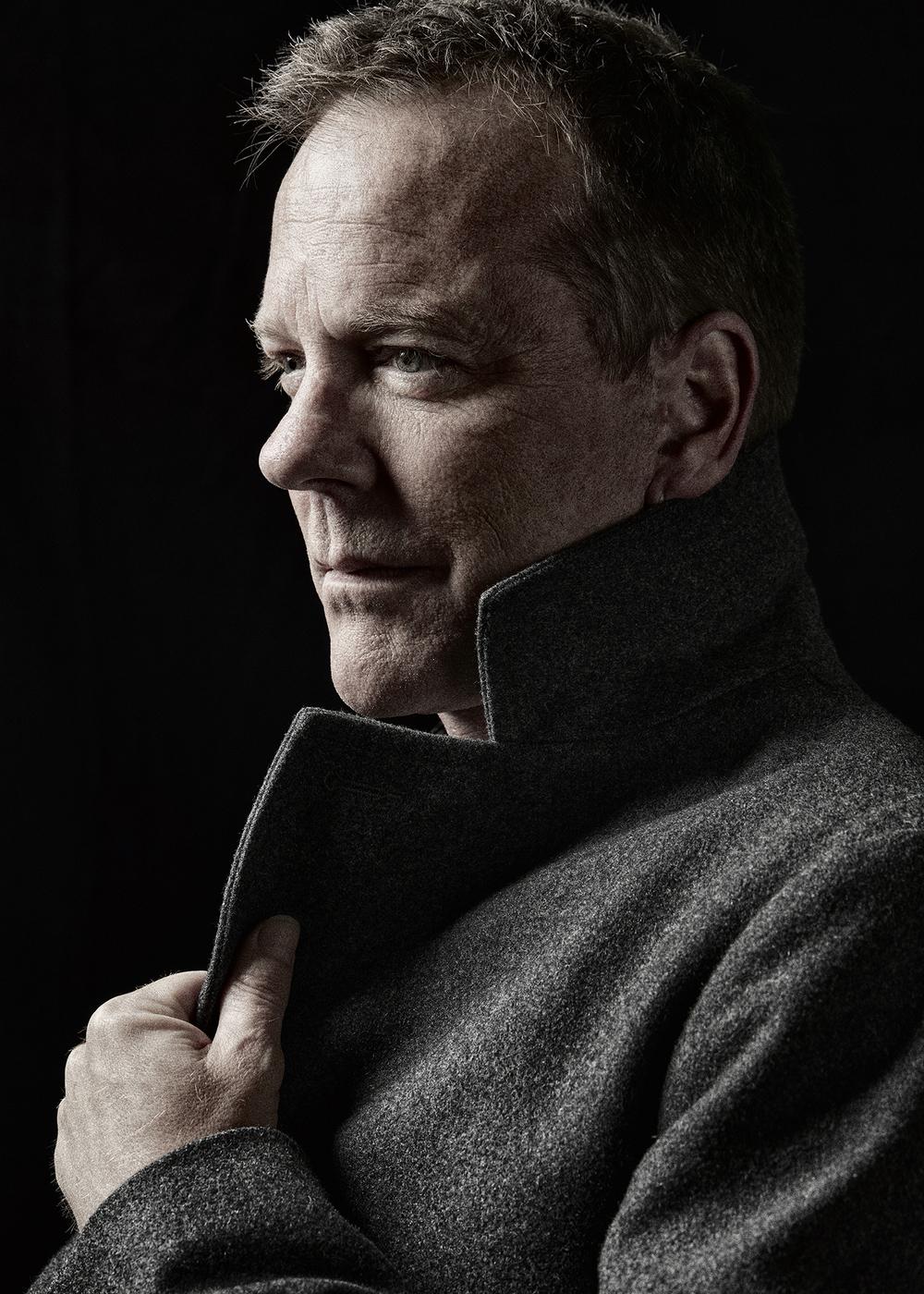 Kiefer Sutherland –Actor